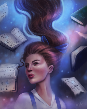 Belle by SandraWinther