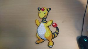 Pokemon #20 - Ampharos by MagicPearls