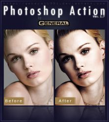 Photoshop Action Ver. 1.7 by General1991