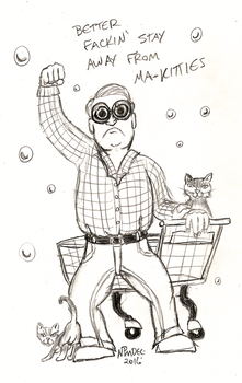 Bubbles - Trailor Park Boys by LimeGreenSquid