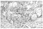 Lizardmen Ambush by werder