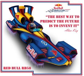 Red Bull RB58 Concept by Twitnip