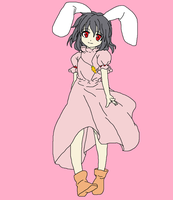 Tewi Inaba by Pikachugirl20
