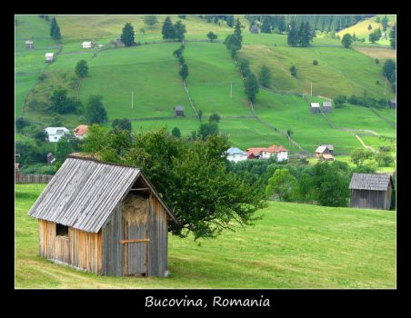 Promoting Romania - Bucovina by XtraVagAnT