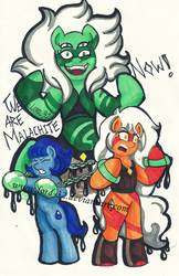 We are Malachite Now (version MLP) by Lord-32