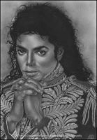 King of Pop by Katerina-Art