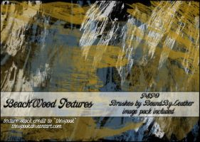 BeachWood Texture Brushes PSP by Bound-By-Leather