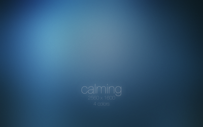 calming by MrUnidentified