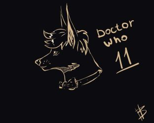 Doctor Who wolf 11 by BredoHranitel