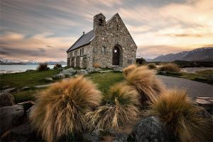 Church Of The Good Shepherd by CainPascoe