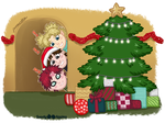 12 Sandy Days of Christmas - Twelfth Day by Sandy--Apples