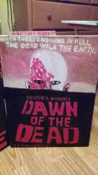 Dawn of the Dead 1978 by HorrorArtistfromCali