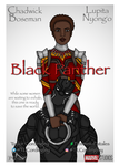 Black Panther Homage Poster by Femmes-Fatales