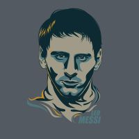 Lionel Messi by caffeinesoup