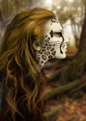 -Cheetah- by BlackRibbonRose