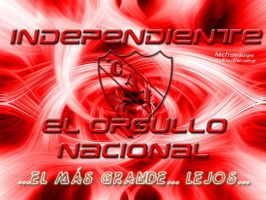 Independiente - Orgullo Nacional by HectorFrancovig