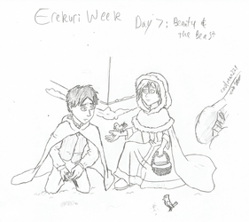 Erekuri Week Day 7 by coolman229