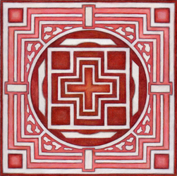 Tile Pattern: Imperial Hotel by SynCallio