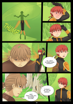 Forest of Tides G/t Page 38 by Ayami6
