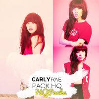 Pack 22 - Carly rae jepsen by HQPacks
