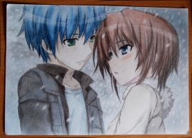 You and me by Shun94