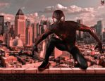 Miles Morales - Spider-Man by spidermonkey23
