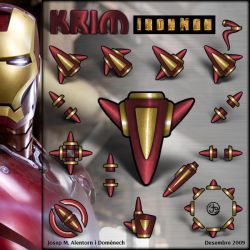 Krim Iron Man by jalentorn