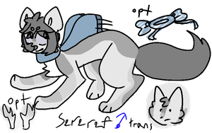 Sere Quick Ref by Icey-Winds