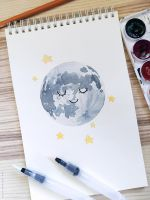 Moon by sheer-madness