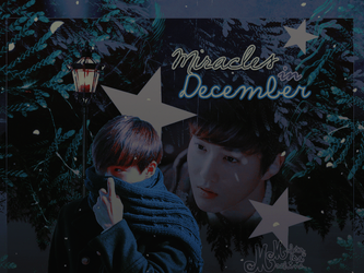 {GIF} (EXO) Suho-Miracles in December! by Orenjiyellow456