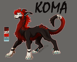 Koma design by N-o-x-y