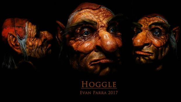 Hoggle - Professional Latex Mask  by evanparrafx