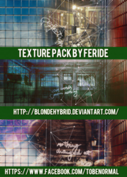 Texture Pack #3 by blondehybrid