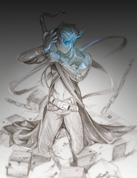 BRS Kaito sketch by CenaFenrier