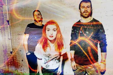 Paramore self-titled album set picture 1 by SunnyAtTheDisco