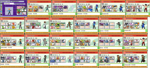 Custom Pokemon Trainer Cards ( for a hack, maybe?) by o-Amini