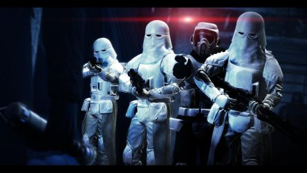 Imperial SnowTroopers by LordofCombine