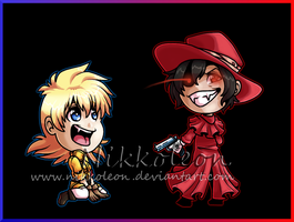 Hellsing: Cheebs by Nikkoleon