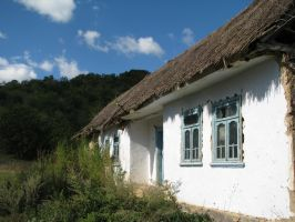 old house by distandi