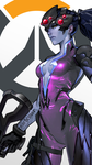 Overwatch - Widowmaker I by FenrixIX