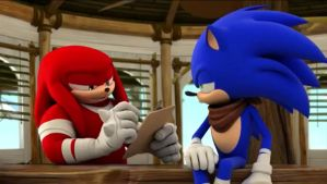 Great Sidekick ::Sonic Boom screenshot:: by XxSonamylovexX