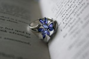 Engagement Ring by ZoeCoombesPhoto