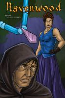 Ravenwood Issue 1 Cover by SilverKitty000
