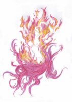 Fallow Flame by Er3be