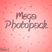 MEGA PHOTOPACK by CoteeJonasGomez