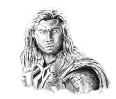 Thor by AgtBauer24