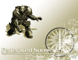Battletech - Federated Suns by Taxony