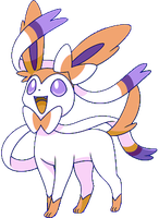 Adoptable Sylveon :: Bidding CLOSED by Etrenelle