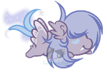 Paypal: Twin tail star moon mist ponies Open by Warm-Love-Adopts