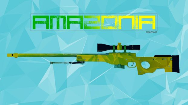 AWP | AMAZONIA by lhdcdesign